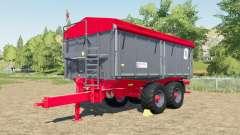 Kroger TKD 302 color choice para Farming Simulator 2017