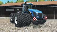 New Holland T9.565 tires slightly narrowed para Farming Simulator 2015