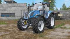 New Holland T5-series 150 hp para Farming Simulator 2017
