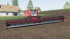 Case IH Axial-Flow 9240 doubled capacity para Farming Simulator 2017