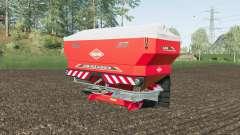 Kuhn Axis 40.2 M-EMC-W added lime para Farming Simulator 2017
