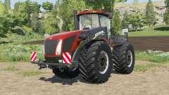 New Holland T9-series added Michelin&Mitas tires para Farming Simulator 2017