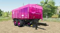 Kroger TKD 302 Snu-Edition para Farming Simulator 2017