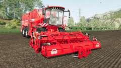 Holmer Terra Dos T4-40 sugar cane para Farming Simulator 2017