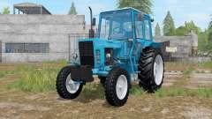 MTZ-80, Bielorrusia poder de 80 y 89 HP. para Farming Simulator 2017