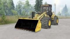 New Holland W170C 2011 para Spin Tires