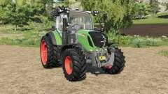 Fendt 300 Vario all engine config para Farming Simulator 2017