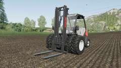 Manitou MC 18-4 dual tires para Farming Simulator 2017