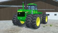 John Deere 8440 manual ignition para Farming Simulator 2013