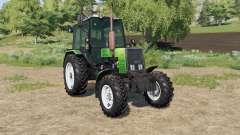 MTZ-Belarús 1025 luz verde para Farming Simulator 2017