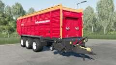 Schuitemaker Rapide 8400W para Farming Simulator 2017