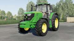 John Deere 6M-series chip tuning para Farming Simulator 2017