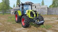 Claas Arion 600 para Farming Simulator 2017