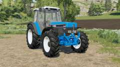 Ford 8340 125&145 hp para Farming Simulator 2017