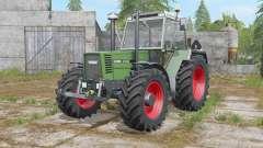 Fendt Favorit 615 LSA Turbomatik E washable para Farming Simulator 2017