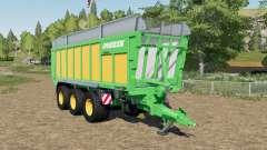 Joskin Drakkar 8600 hooked para Farming Simulator 2017
