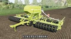 Horsch Pronto 9 DC added crops para Farming Simulator 2017