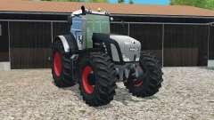 Fendt 936 Vario six configurations para Farming Simulator 2015