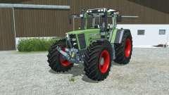 Fendt Favorit 926 Vario animierte auspuffklappe para Farming Simulator 2013