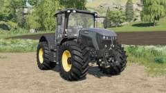 JCB Fastrac 4220 added colour choice to body para Farming Simulator 2017