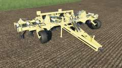 Agrisem Cultiplow Platinum with plow function para Farming Simulator 2017