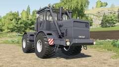 Kirovets K-700A con la elección de los colores para Farming Simulator 2017