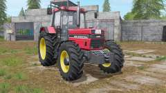 Case International 1455 XL rim color selectable para Farming Simulator 2017