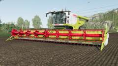 Claas Lexion 780 real color textures para Farming Simulator 2017