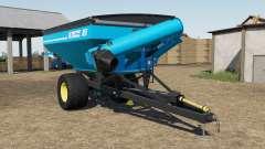 Kinze 851&1051 multifruit para Farming Simulator 2017