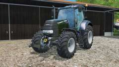 Case IH Puma 160 CVX Black Edition para Farming Simulator 2015