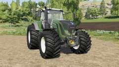 Fendt 900 Vario Trelleborg Terra tires para Farming Simulator 2017