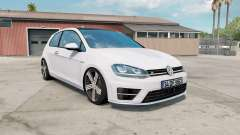 Volkswagen Golf R-Line (Typ 5G) 2013 para American Truck Simulator