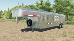 Wilson Ranch Hand added horses para Farming Simulator 2017