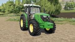 John Deere 6M-series with N-Sensor para Farming Simulator 2017