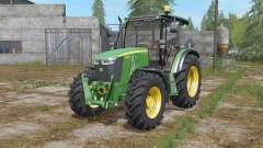 John Deere 5085M configuration wheels para Farming Simulator 2017