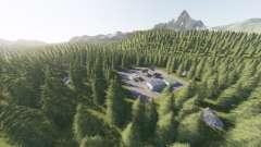 Boulder Canyon para Farming Simulator 2017