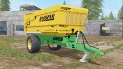 Joskin Trans-Cap 5000-14 golden dream para Farming Simulator 2017
