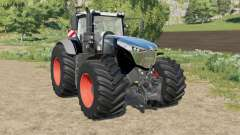 Fendt 1000 Vario Terra tires added para Farming Simulator 2017