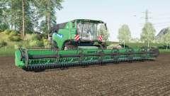 New Holland CR10.90 added Michelin&Mitas tires para Farming Simulator 2017