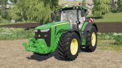 John Deere 8R-series VE para Farming Simulator 2017
