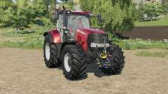 Case IH Puma CVX Metallic red para Farming Simulator 2017