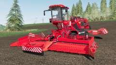 Holmer Terra Felis 3 Michelin tires para Farming Simulator 2017