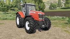 Massey Ferguson 7700 multicolor para Farming Simulator 2017
