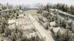 Ural parcelas 3 para MudRunner