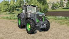 John Deere 6R-series multicolor para Farming Simulator 2017