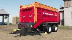 Schuitemaker Rapide 580V increased capacity para Farming Simulator 2017