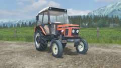 Zetor 7711 MoreRealistic para Farming Simulator 2013