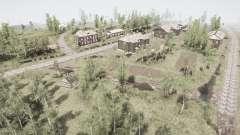 El pueblo y los Urales grebe 2 para MudRunner