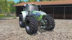 Deutz-Fahr Agrotron X 720 graphic improvements para Farming Simulator 2015