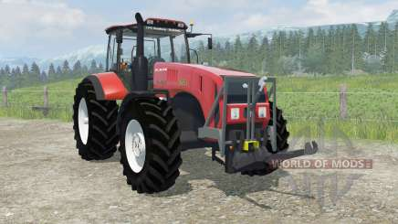 MINSK-Bielorrusia 3022 para Farming Simulator 2013